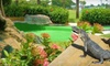Smuggler's Cove - Multiple Locations: $12 for One Round of Miniature Golf for Two at Smugglers Cove (Up to $24.59 Value)