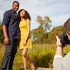 80% Off an Outdoor Photo Shoot with Retouched Digital Images