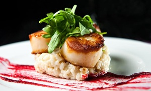 Arugula Restaurant: Italian Cuisine and Non-Alcoholic Drinks for Two or Four at Arugula Restaurant (50% Off)
