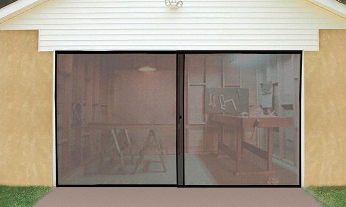 Garage-Door Screens: Garage-Door Screen (Up to Half Off). Multiple Sizes Available. Free Returns.