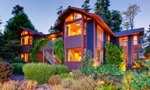 One- Or Two-night Stay With Olive-oil Tasting, Wine, And Champagne At Stevenswood Spa Resort On Mendocino Coast, Ca