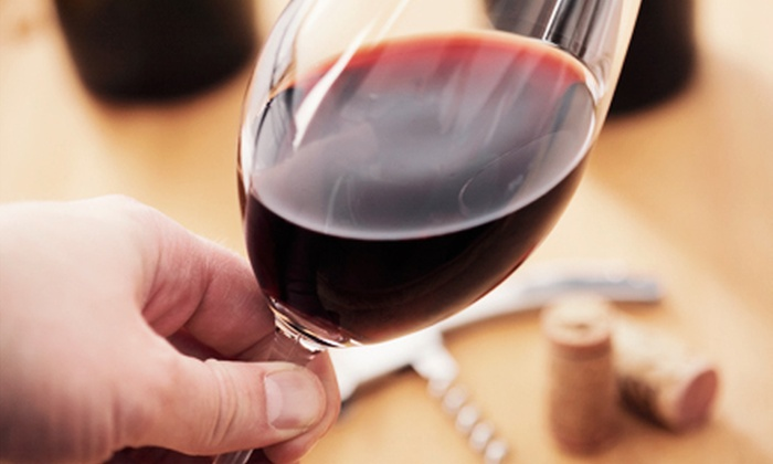 Wineries & Grille - St. Croix Falls: $19 for Wine Tasting for Two with $20 Wine Credit at Wineries & Grille in St. Croix Falls ($46 Value)
