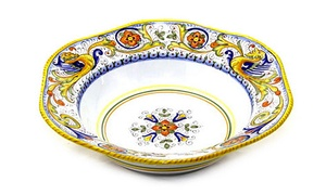 Artistica Italian Gallery: Decorative Dishware with In-Store Pickup at Artistica Italian Gallery (20% Off). Nine Options Available.