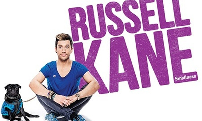 Russell Kane - Leicester: Russell Kane Live: One (£12) or Two (£20) Comedy Tickets (Up to 43% Off)