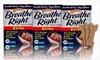 3 Packs of 10 Breathe Right Extra Nasal Strips: 3 Packs of 10 Breathe Right Extra Nasal Strips