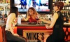 Mike's Cigar Bar - Bay Harbor Islands: Premium Cigars and Drinks for Two or Four or $20 for $40 Worth of Cigars at Mike's Cigar Bar
