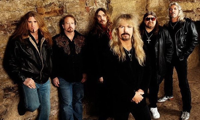 Molly Hatchet - Bergen Performing Arts Center: Molly Hatchet at Bergen Performing Arts Center on Friday, June 13, at 8 p.m. (Up to 52% Off)