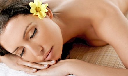 50-Minute Swedish Massage at Magnolia Massage & Body (Up to 51% Off)
