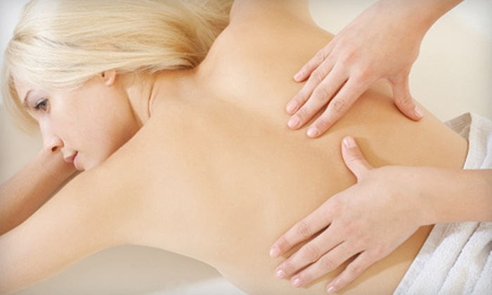 Hair & Spa Party 24 Hours - Midtown South Central: 60-Minute Massage with Optional Facial at Hair & Spa Party 24 Hours (Up to 60% Off)