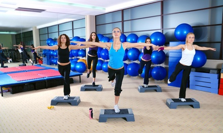 Up to 75% Off Fitness Classes at body renew fitness