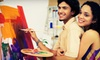 ARTS of Cobb - Downtown Marietta: BYOB Arts Workshop for 1 or 2 or Art Party for Up to 10 at ARTS of Cobb (Up to 64% Off)