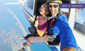 Skydive OC: $163 for a Tandem Skydiving Experience with $30 Photo Credit from Skydive OC ($339 Value)