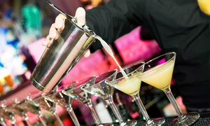 Big Shots LLC: Bartending Service with Optional Frozen Mixers and Set Up from Big Shots LLC (Up to 52% Off)