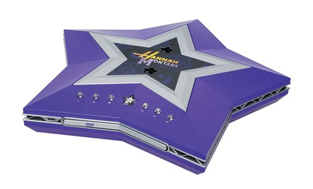 Disney Hannah Montana DVD Player (HM600D)