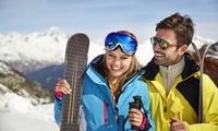 1, 2 o 3 días de alquiler de equipo de esquí o snowboard gama sport desde 8,95 € en Blanca Nieve