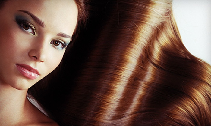 Beny's Hair Salon - Cedarhurst: Color Services at Beny's Hair Salon in Cedarhurst (Up to 65% Off). Three Options Available.