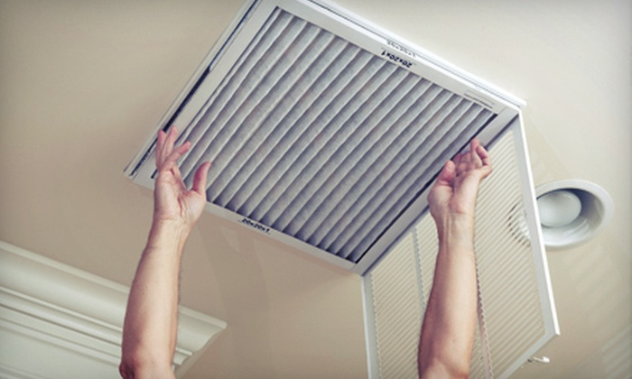 TotalGreen​ Cleaning Solutions - Milliken: $129 for Duct and Dryer-Vent Cleaning from TotalGreen​ Cleaning Solutions ($290 Value)