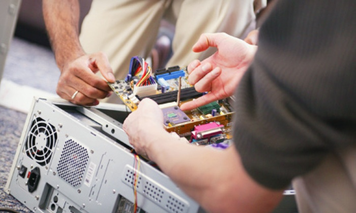 Jtech Solutions Miami - Miami Springs: $35 for $69 Worth of Computer Repair at Jtech Solutions Miami
