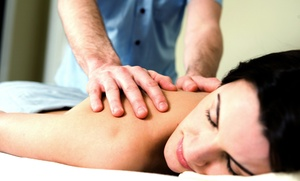 David Feiling Salon: 60- or 90-Minute Massage with Optional Deep Heat Treatment from David Feiling (Up to 53% Off)