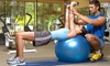 Fit2Go - Downtown: One or Three Personal-Training or Personal Yoga Sessions at Fit2Go (Up to 67% Off)