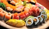 Sushi @ the Lake - One Norman Square Apartments: Sushi and Japanese Food at Sushi @ the Lake (38%  Off). Two Options Available.