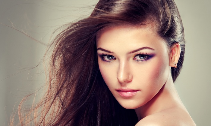 The Hair Project - Chagrin Falls: One or Three Brazilian Blowouts at The Hair Project (Up to 76% Off)