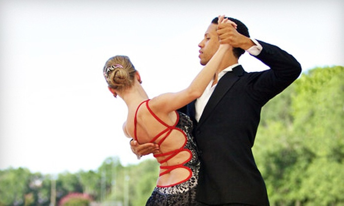 Savannah Ballroom Dancing - Oakhurst: Dance Package with Private and Group Lessons, or Three Group Lessons at Savannah Ballroom Dancing (Up to 73% Off)