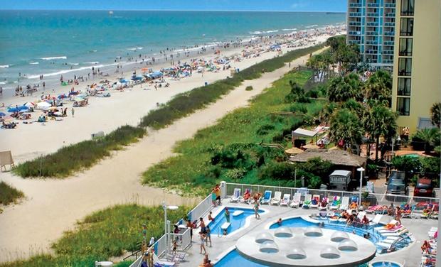 Hotel Blue Oceanfront Myrtle Beach
