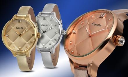 Eberle Minnette Collection Women's Watch