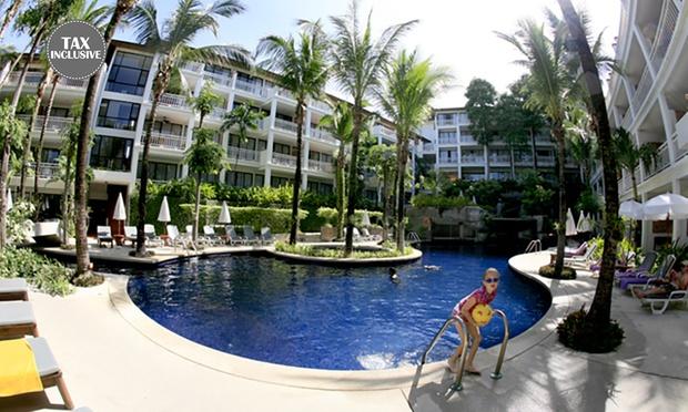 Phuket: Beach Resort Stay+Flights 0