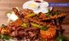 Zaza Restaurant - Zaza Grill Turecka Restauracja: Kebab na talerzu (od 22,99 zł) lub półmisek rozmaitości (od 59,99 zł) i więcej opcji w Zaza Restaurant (do -30%)