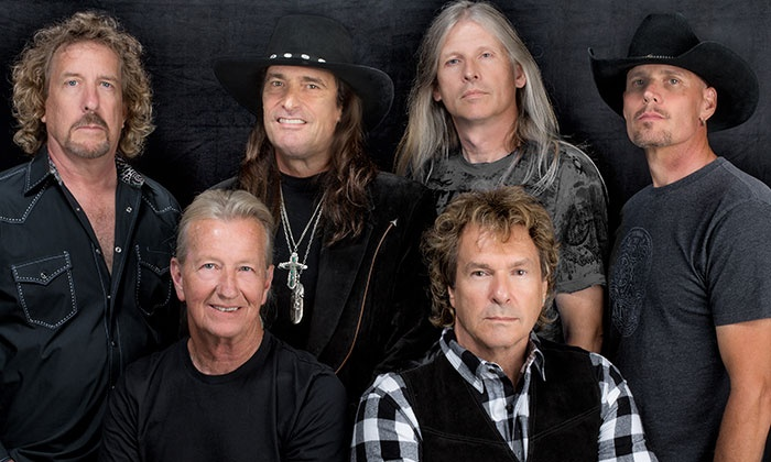 Blackhawk & The Outlaws - The Paramount: Blackhawk & The Outlaws at The Paramount on March 26 at 8 p.m. (Up to 49% Off)