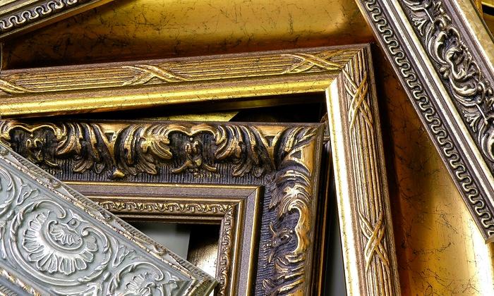 Legacy Art & Frame - Omaha: $39 for $90 Worth of Custom Framing at Legacy Art & Frame