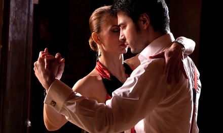 Two or Four Private Dance Lessons at Fred Astaire (Up to 77% Off)