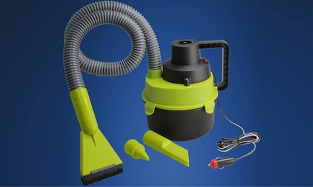 Milex Turbo Wet & Dry Auto Vacuum