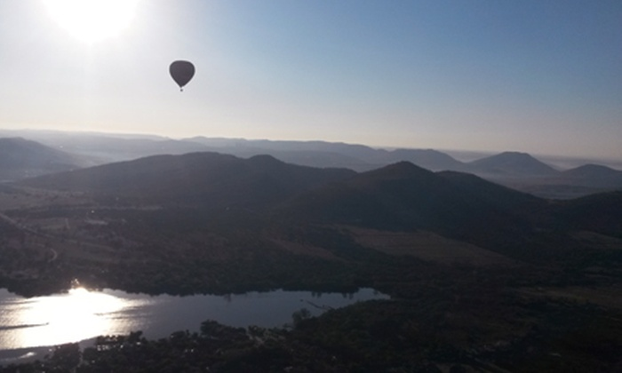 Life Ballooning - Life Ballooning: Balloon Flight For Two People with Life Ballooning at Hartbeespoort Dam