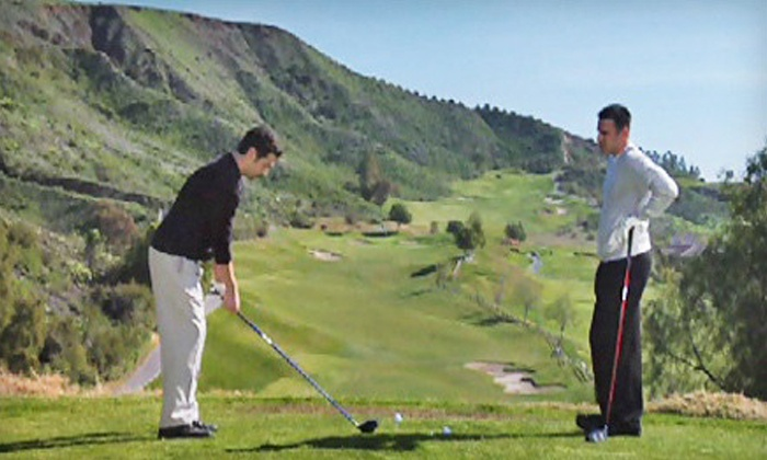 Peterson Golf - Northeast San Antonio: One, Three, or Five 60-Minute Private Lessons with a World-Champion Instructor at Peterson Golf (Up to 62% Off)