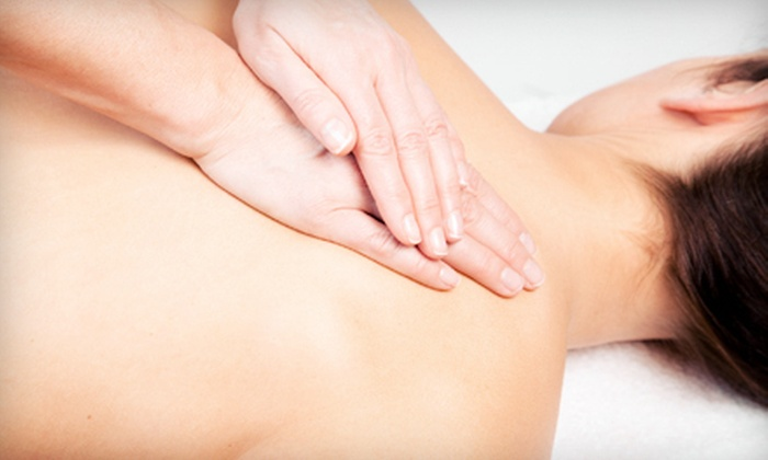 Oasis Spa at Spinal Care of St. Louis - Fenton: Chiropractic Exam with a 60- or 90-Minute Massage at Oasis Spa at Spinal Care of St. Louis (Up to 84% Off)