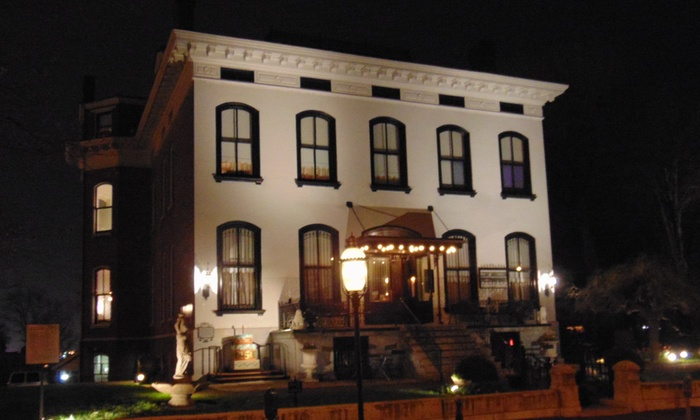 St. Louis Paranormal Research Society - Lemp Walking Tour - St. Louis: Haunted Neighborhood Walking Tour for 2 or 4 from St. Louis Paranormal Research Society (Up to 51% Off)