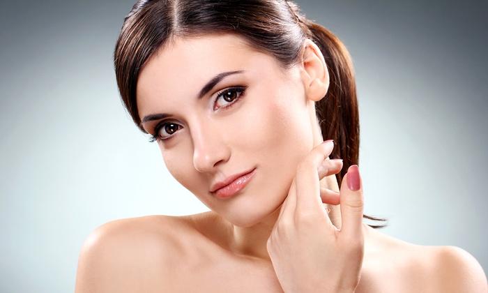 Beauty Mark Esthetics - Vanier North: Classic or Anti-Aging Éminence Organic Facial at Beauty Mark Esthetics (50% Off)
