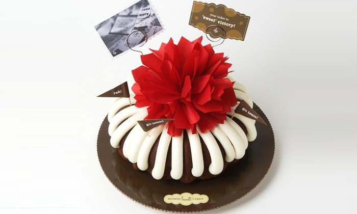Nothing Bundt Cakes - Multiple Locations: $11 for $20 Worth of Baked Goods at Nothing Bundt Cakes