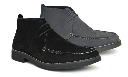 Joseph Abboud Wintston Collection Men's Chukka Boots