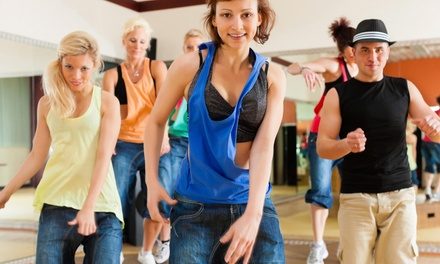 15 Dance-Fitness Classes at Franco Production (70% Off)