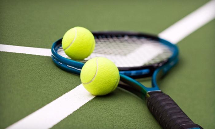 Zach's Tennis - Belridge: $25 for $50 Worth of Tennis Equipment and Services at Zach's Tennis in Bellevue