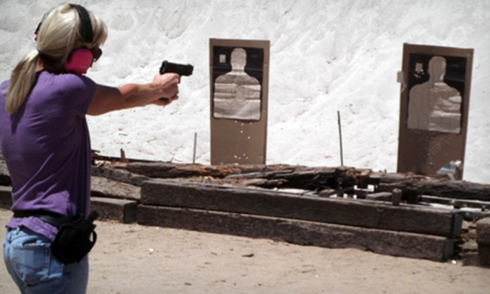 Practical Defense Systems - P2K Range: $49 for a Two-Hour Basic Handgun Workshop with Equipment Rental at Practical Defense Systems in El Cajon ($100 Value)