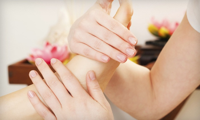 Holistic Bodyoptions Inc. - Mississauga: One-Hour Body Treatment or Reflexology Package, or Massage and Reflexology at Holistic Bodyoptions Inc. (Up to 70% Off)