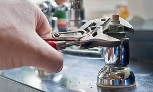 CJ's Plumbing & Heating Specialists: $899 for $999 Worth of Plumbing Services — CJ's Plumbing & Heating Specialists