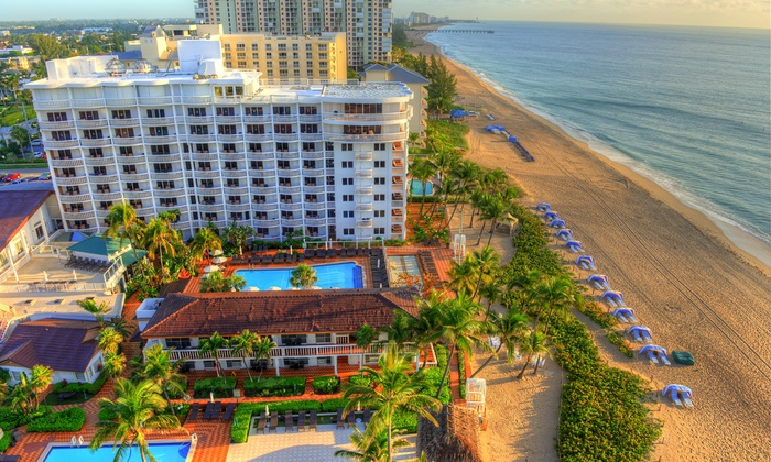 Beachside Villas Resort At Lauderdale