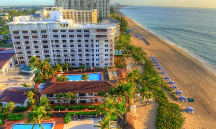 Hotel with Private Beach near Fort Lauderdale
