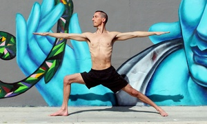 Namaste Pacific Yoga: 10 or 20 Classes at Namaste Pacific Yoga (Up to 68% Off)